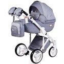 Детская коляска 2 в 1 Adamex Luciano Q-202