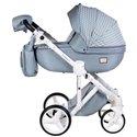 Детская коляска 2 в 1 Adamex Luciano Q-204