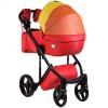Дитяча коляска 2 в 1 Adamex Luciano Deluxe Q-269 Еко-Шкіра