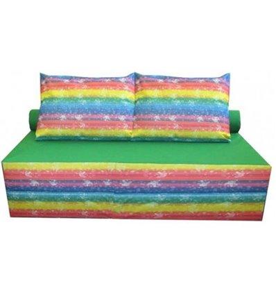 Бескаркасный диван-кровать 160-100 см Tia-sport