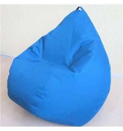 Кресло груша Оксфорд Голубой 90-60 см Tia-sport