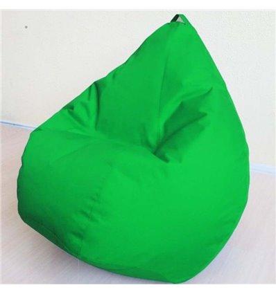 Кресло груша Оксфорд Зеленый 120-90 см Tia-sport