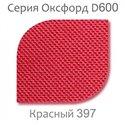 Кресло груша Оксфорд Красный 120-90 см Tia-sport