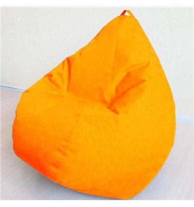 Кресло груша Оксфорд Оранжевый 90-60 см Tia-sport