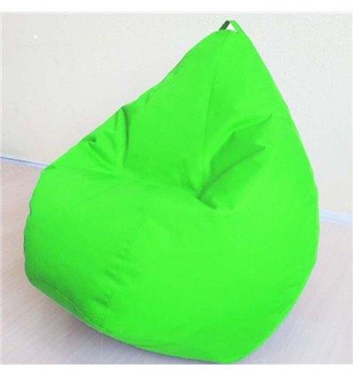 Кресло груша Оксфорд Салатовый 140-90 см Tia-sport