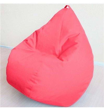 Кресло груша Оксфорд Светло-розовый 140-90 см Tia-sport