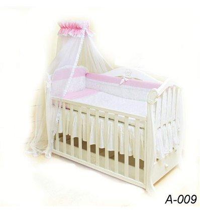 Детская постель Twins Evolution А-009 Снежная королева 7 предметов