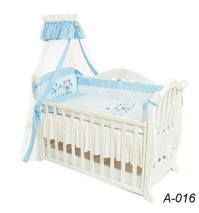 Детская постель Twins Evolution А-016 Лето 7 предметов