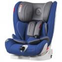 Автокресло детское Coletto Tessa IsoFix синее, 9-36 кг