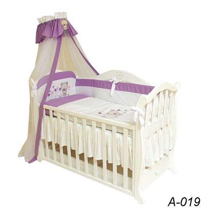 Детская постель Twins Evolution А-019 Лето 7 предметов