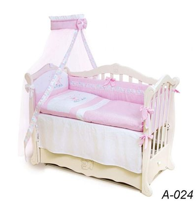 Детская постель Twins Evolution А-024 Kids 7 предметов