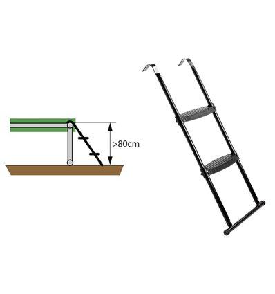 Лестница для батута 99 см