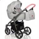 Детская коляска 2 в 1 Roan Esso Flamingo