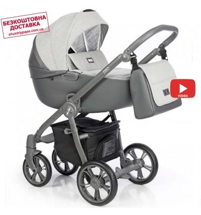 Дитяча коляска 2 в 1 Roan Esso Neutral Graphite