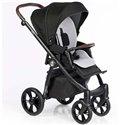 Детская коляска 2 в 1 Roan Esso Total Black