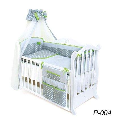 Детская постель Twins Premium P-004 Glamur 8 предметов