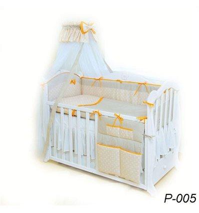 Детская постель Twins Premium P-005 Glamur 8 предметов