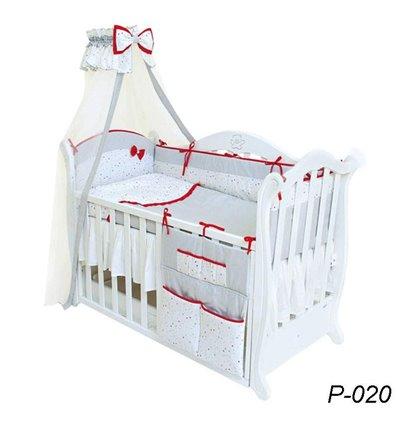 Дитячий постільний комплект Twins Premium Starlet 8 елементів P-020