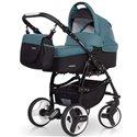 Детская универсальная коляска 2 в 1 Euro Cart Passo Sport Adriatic