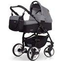 Детская универсальная коляска 2 в 1 Euro Cart Passo Sport Carbon