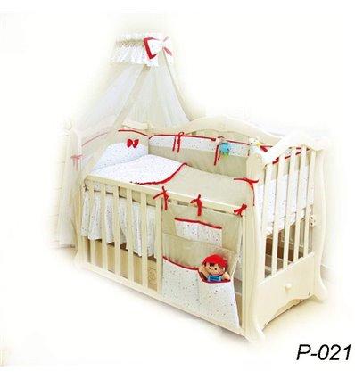 Детская постель Twins Premium P-021 Starlet 8 предметов