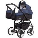 Детская универсальная коляска 2 в 1 Euro Cart Passo Sport Denim