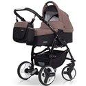 Детская универсальная коляска 2 в 1 Euro Cart Passo Sport Latte