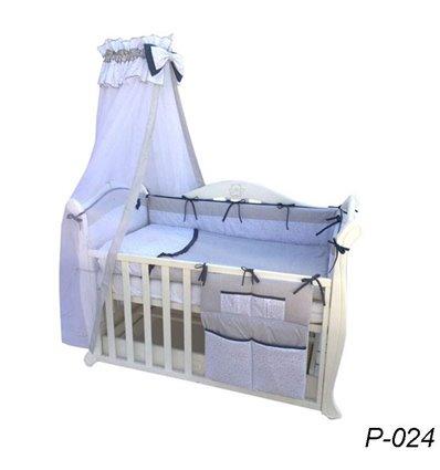 Детская постель Twins Premium P-024 Starlet 8 предметов
