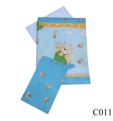 Дитяча змінна постіль Twins Comfort C-011 Медуни