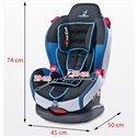 Автокрісло дитяче Caretero Sport Turbo графіт, 9-25 кг