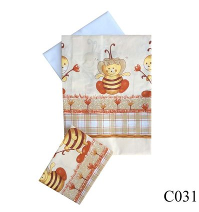 Сменная постель Twins Comfort C-031 Пчелки 3 элемента