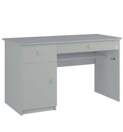 Стол письменный Oris Tot с ящиками белый