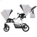 Универсальная коляска для двойни Bebetto 42 New 03