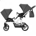 Універсальна коляска для двійні Bebetto 42 New 04