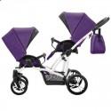 Универсальная коляска для двойни Bebetto 42 New 06