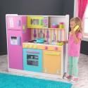 Дитяча кухня KidKraft Deluxe яскрава 53100