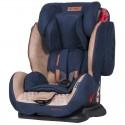 Автокресло детское Coletto Sportivo синее, 9-36 кг