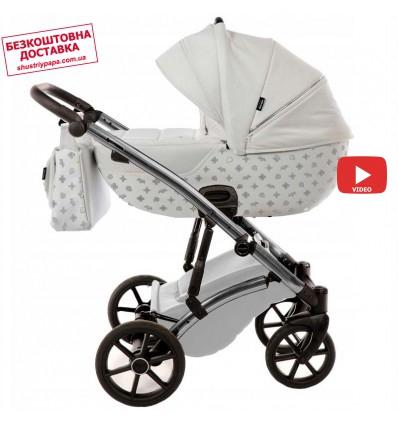 Детская коляска 2 в 1 Tako Laret Imperial 01 белая