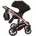 Детская коляска 2 в 1 Tako Laret Imperial 04 черная