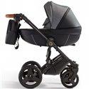 Детская коляска 3 в 1 Verdi Orion 01 Digital Black