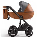 Детская коляска 3 в 1 Verdi Orion 03 Caramel