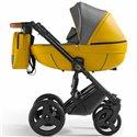 Дитяча коляска 3 в 1 Verdi Orion 08 Yellow Lemon