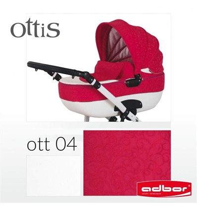 Коляска 3 в 1 Adbor Ottis 04