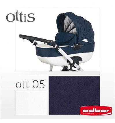 Коляска 3 в 1 Adbor Ottis 05