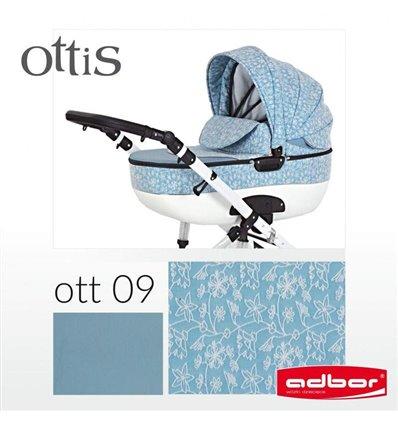 Коляска 3 в 1 Adbor Ottis 09