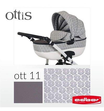 Коляска 3 в 1 Adbor Ottis 11