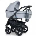 Дитяча коляска 3 в 1 Verdi Sonic Plus 15 сіра