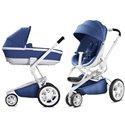 Детская коляска 2 в 1 Quinny Moodd Blue Base