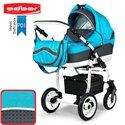 Детская коляска 3 в 1 Adbor Marsel PerFor Sport P01