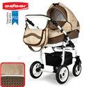 Детская коляска 3 в 1 Adbor Marsel PerFor Sport P02